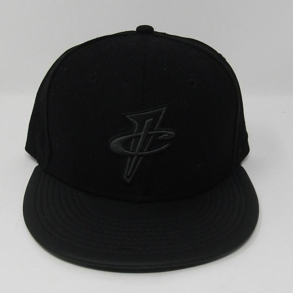 Nike True Penny Hardaway Snap Back Black Hat Bball.  M 5b0a142cf9e501d19fbae3ce d3a49e2e3b1